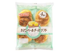 ヤマザキ カマンベールチーズソフト 袋4個