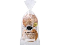 ヤマザキ パン・オ・ルヴァン 五穀ロール 袋2個