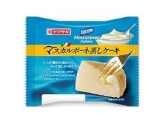 ヤマザキ マスカルポーネ蒸しケーキ 袋1個