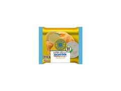 ヤマザキ PREMIUM SWEETS レアチーズシュー イタリア産レモンの果汁入りゼリー 袋1個