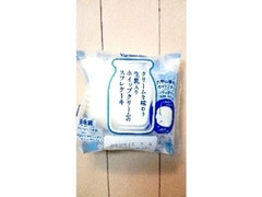 ヤマザキ クリームを味わう生乳入りホイップクリームのスフレケーキ 袋1個