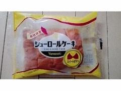 ヤマザキ シューロールケーキ スイートポテト 袋4枚