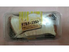ヤマザキ ダブルチーズタルト パック2個