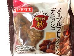 ヤマザキ 味わう秋 メープルフロランタンデニッシュ 袋1個