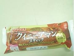ヤマザキ クイニーアマンスティック アップル&カスタード 袋1個