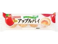 ヤマザキ ミニアップルパイ 袋4個