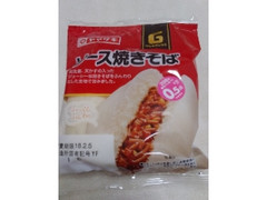 ヤマザキ グルメボックス ソース焼きそば 袋1個