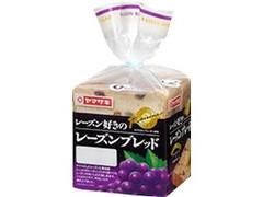 ヤマザキ レーズン好きのレーズンブレッド 袋6枚