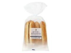 セブンプレミアム ほんのり甘いスティックパン 袋6本