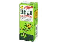 マルサン 調製豆乳 パック200ml