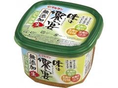 マルサン 味の饗宴 無添加 生 20%減塩 カップ750g
