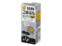 マルサン 豆乳飲料 ごまはち パック200ml