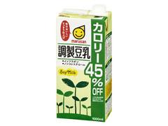 マルサン 調製豆乳 カロリー45%オフ パック1000ml