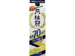 月桂冠 糖質70%オフ プリン体ゼロ パック1.8L