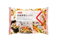 くらし良好 和風野菜ミックス 袋350g