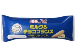 神戸屋 ミルク&チョコフランス 一緒にしましてん。 袋1個