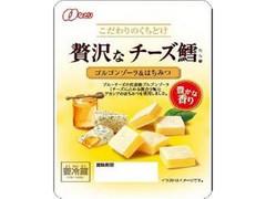 なとり 贅沢なチーズ鱈 ゴルゴンゾーラ&はちみつ 袋30g