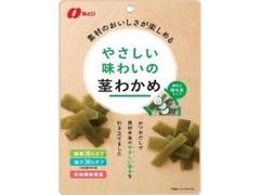 なとり やさしい味わいの茎わかめ 袋50g