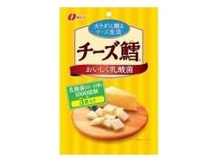 なとり チーズ鱈 おいしく乳酸菌 袋17g×3