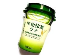 トモヱ 宇治抹茶ラテ カップ260ml
