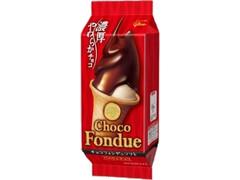 グリコ チョコフォンデュソフト バニラ&チョコ 152ml