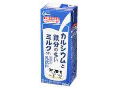 グリコ カルシウムと鉄分の多いミルクSP パック200ml
