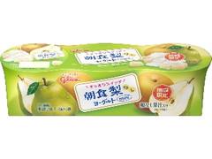 グリコ 朝食梨ヨーグルト カップ70g×3