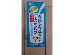 グリコ カルシウムの多いミルク パック200ml