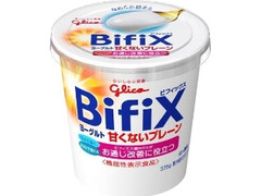 グリコ BifiXヨーグルト 甘くないプレーン カップ375g