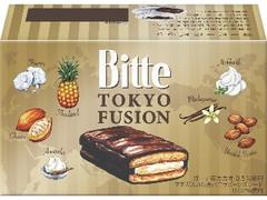 グリコ ビッテ TOKYO FUSION 箱4枚