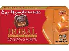 グリコ HOBAL キャラメル 箱8個