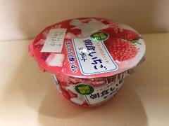 グリコ 朝食いちごヨーグルト カップ140g