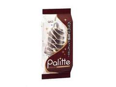 グリコ パリッテ バニラ&チョコレート 袋183ml