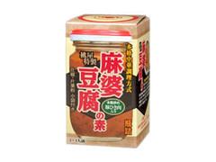 桃屋 麻婆豆腐の素 箱135.2g