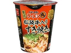 おやつカンパニー ベビースターラーメン丸 松阪牛入りすき焼き味 カップ59g