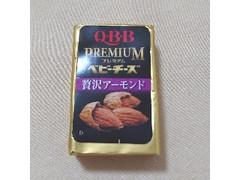 Q・B・B プレミアムベビーチーズ 贅沢アーモンド 60g