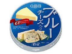 Q・B・B ブルーチーズ入り 18g×6