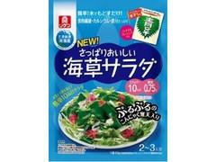 リケン さっぱりおいしい海草サラダ ノンオイル青じそ付き