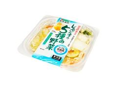 東海漬物 レモン香る5種の野菜 パック140g