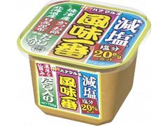 ハナマルキ 減塩 風味一番 パック750g