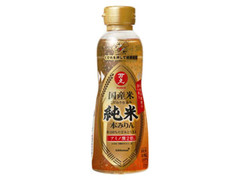 キッコーマン 万上 国産米こだわり仕込み 純米本みりん ボトル330ml