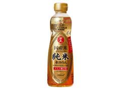 キッコーマン 万上 国産米こだわり仕込み 純米本みりん ボトル500ml