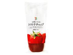 セブンプレミアム 完熟トマトのトマトケチャップ 袋500g