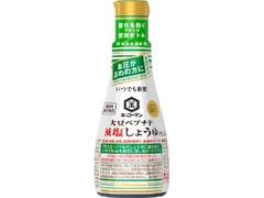 キッコーマン いつでも新鮮 大豆ペプチド 減塩しょうゆ だし入り 200ml