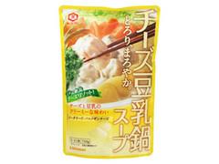 キッコーマン チーズ豆乳鍋スープ 袋750g