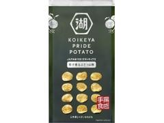 コイケヤ KOIKEYA PRIDE POTATO 手揚食感 柚子香るぶどう山椒 袋60g