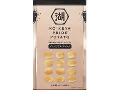 コイケヤ KOIKEYA PRIDE POTATO インペリアルコンソメ 袋60g