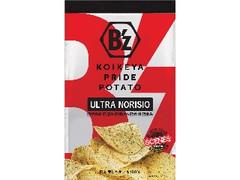 コイケヤ B'z PRIDE POTATO ULTRA NORISIO 袋63g