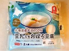 おかめ納豆 豆乳入りおぼろ豆腐 たれ付 袋250g