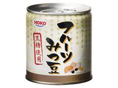 宝幸 フルーツみつ豆 黒糖使用 EO缶290g
